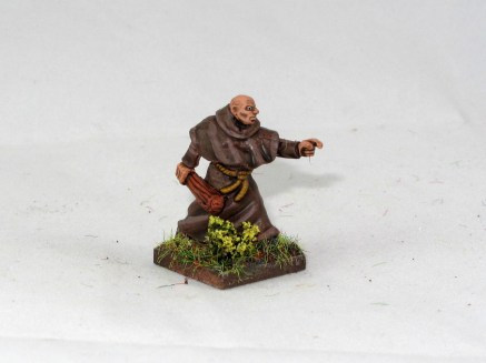 This bishop can deploy with the unit to toughen them up a bit
