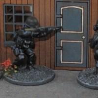 Black Ops Police