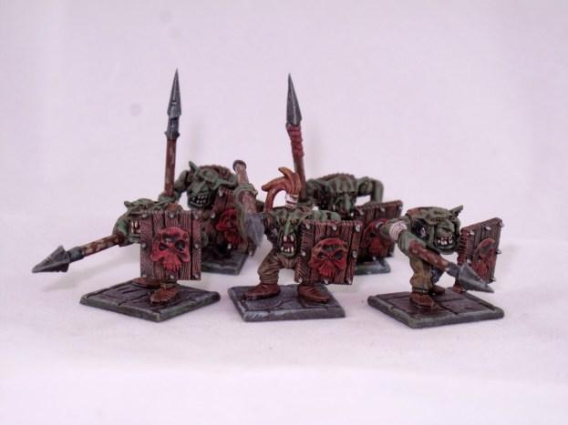 Mordheim Goblin Spears 1