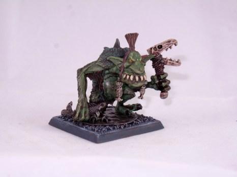Mordheim Goblin Troll 1