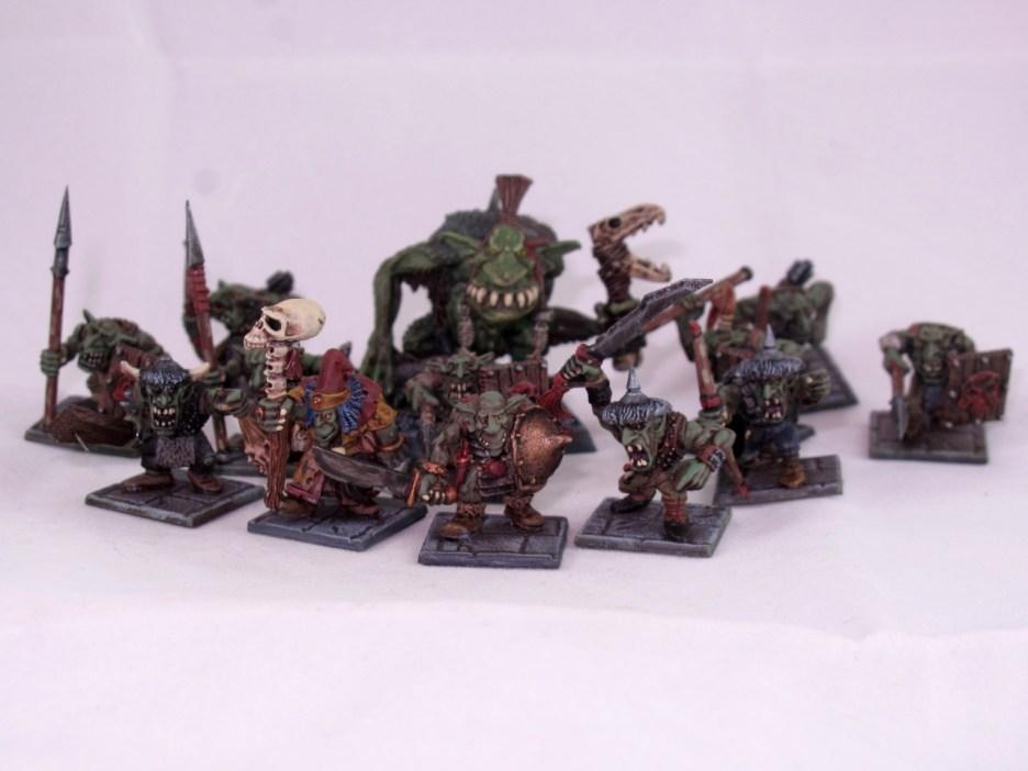 Mordheim Goblin Warband