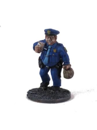 Police Coronary Bob
