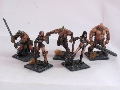 Mordheim Possessed Brethren 1
