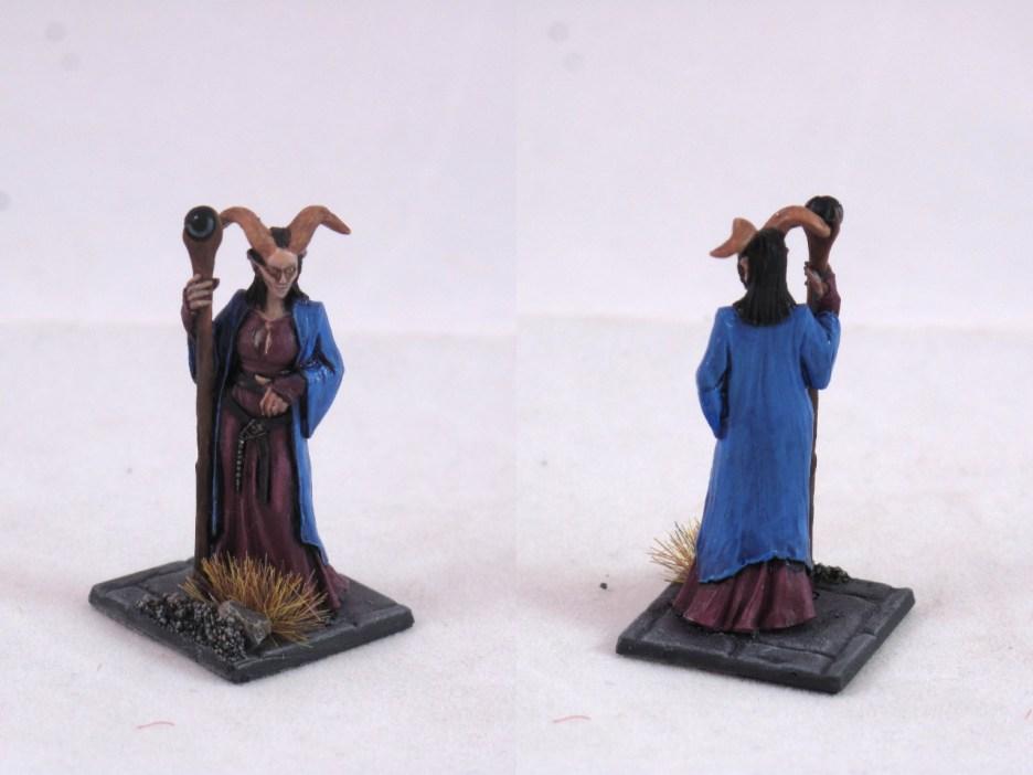 Mordheim Possessed Magister
