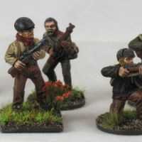 Eastern Front Partisans