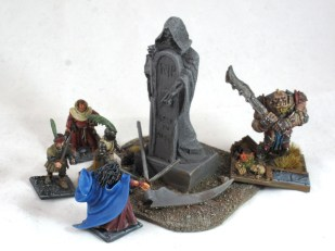 Mordheim statue 1b
