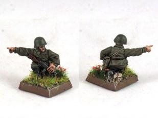 Soviet infantry squad leader 2