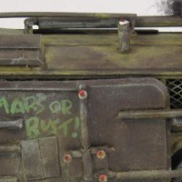 Gaslands: Rusty's Bootleggers and the molotov bus