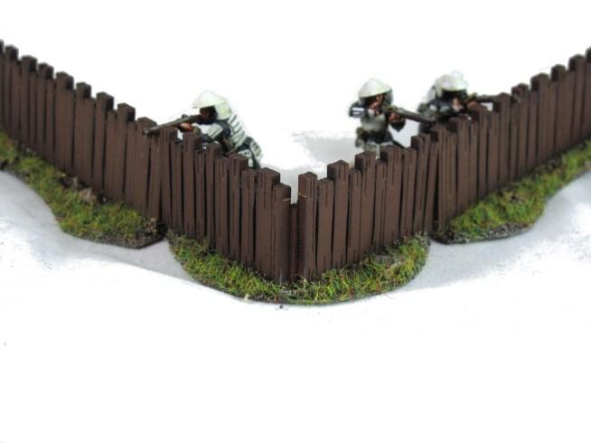 Japanese fences 2