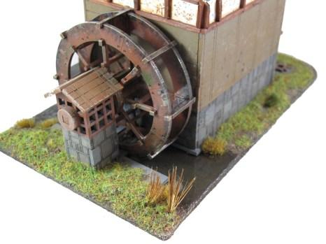 Watermill closeup 2