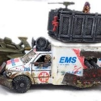 Slime team for Gaslands