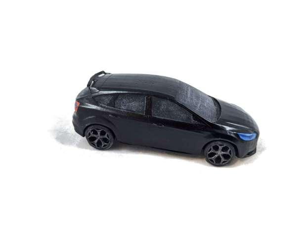 Modern vehicles Focus 1
