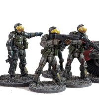 Scifi Space Marines