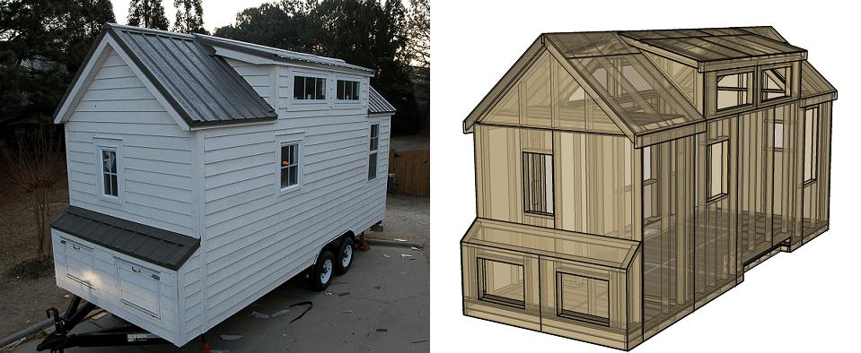 Dan Louches Tiny House Plans Dan