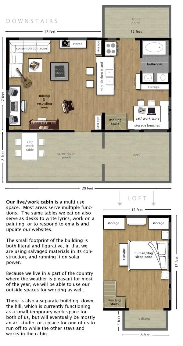 Off The Grid Floor Plans Part - 21: House Plan