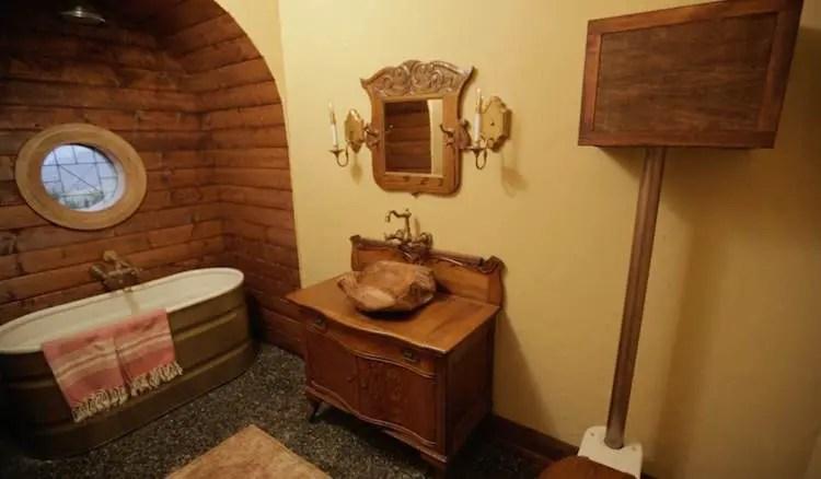 Kristie Wolfes Hobbit House Tiny House Blog