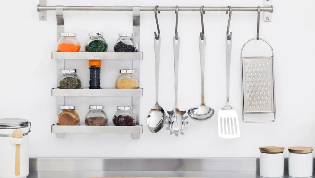 How To Best Organize Your Tiny House Kitchen
