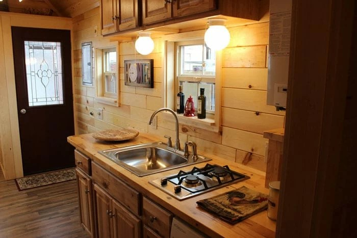 Tiny House Kitchen Designs Love