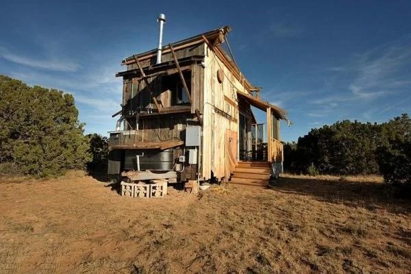 La Casita Hita's Many Layers Add Up To One Unique House