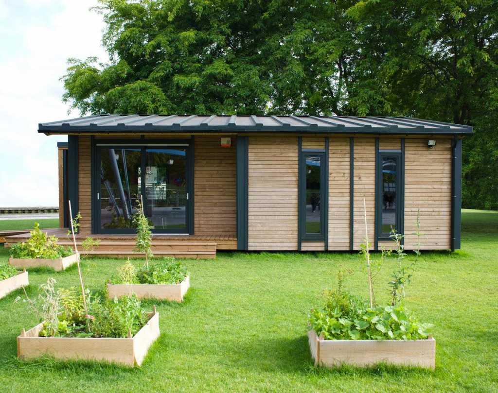La Maison Qui Demenage Eco Responsable Et Montable En 10