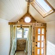 Skylight and Front Door