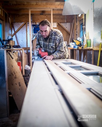Tiny House Giant Journey Door