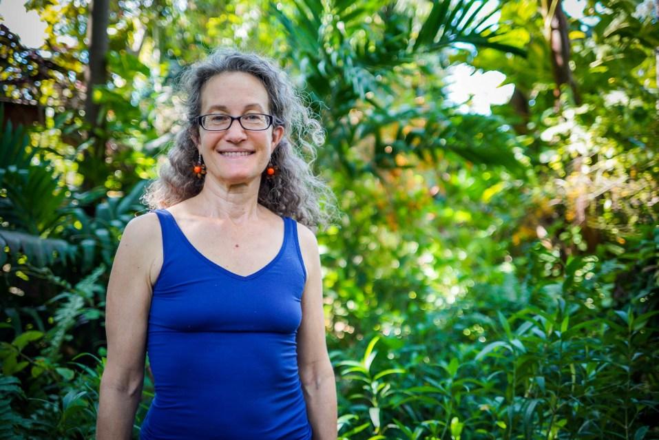 Leslie, Farm & Tree House Owner