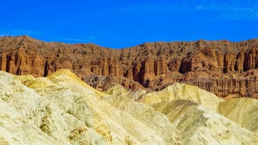 Death Valley Golden Canyon - 0003