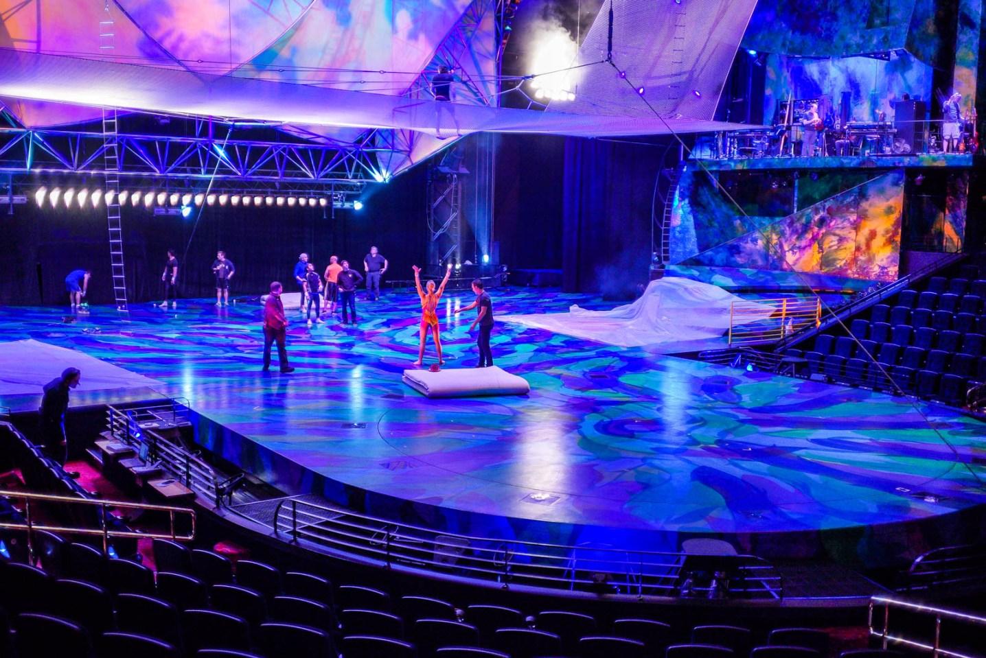 Mystere Cirque du Soleil - 0005