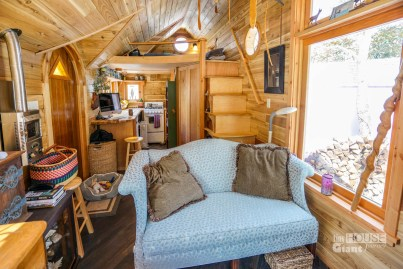 The Pinafore Tiny House - 0003