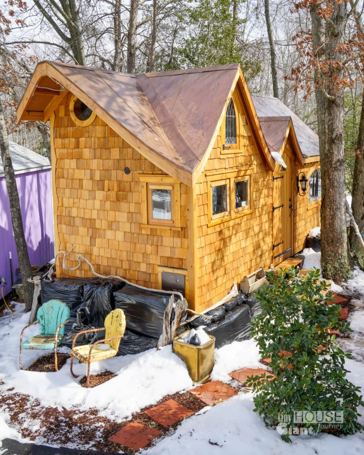 The Pinafore Tiny House - 0027