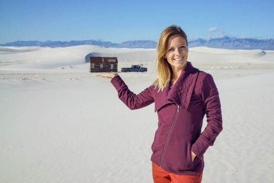 White Sands National Monument - 0014
