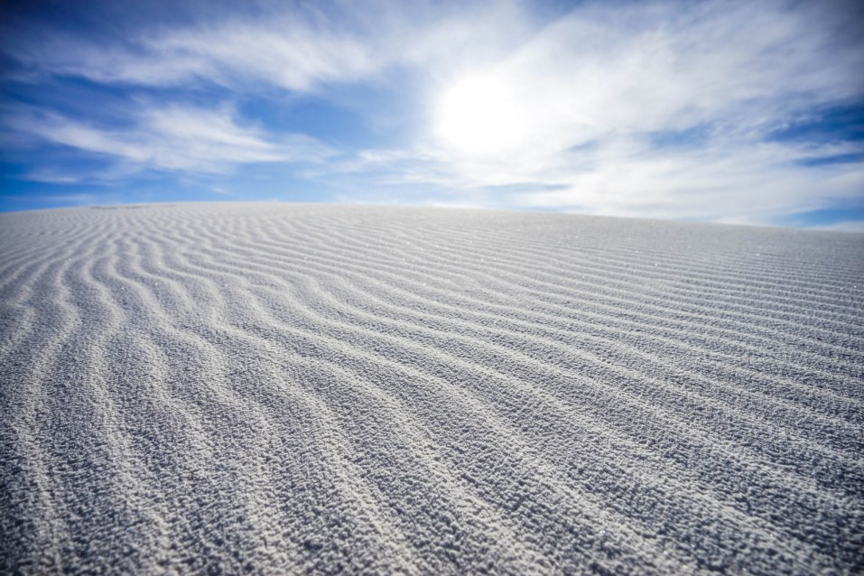 White Sands National Monument - 0015