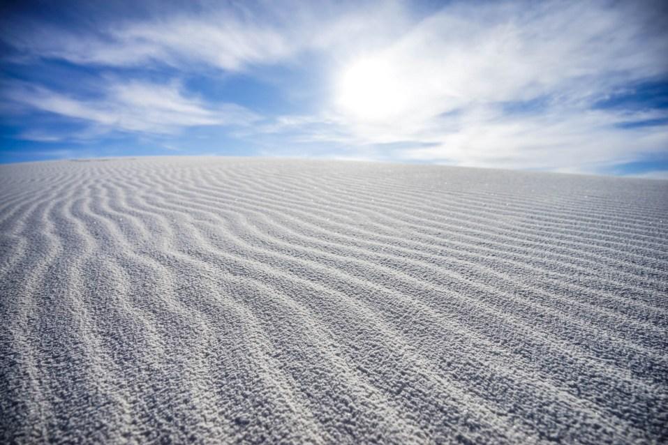 White Sands National Monument - 0015