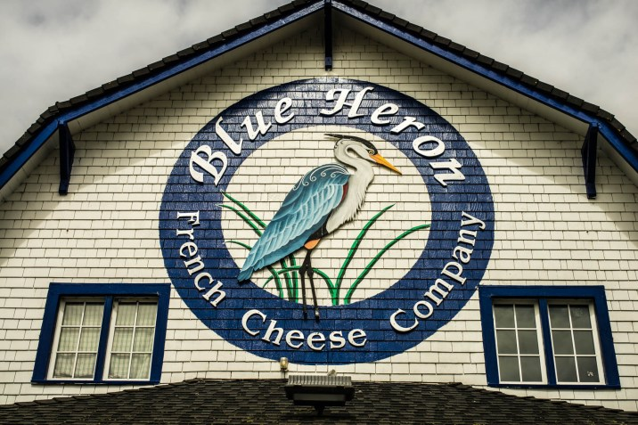 Blue Heron French Cheese Company - 0002