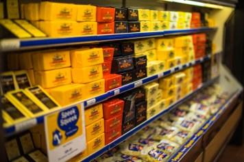 Tillamook Cheese Factory - 0006