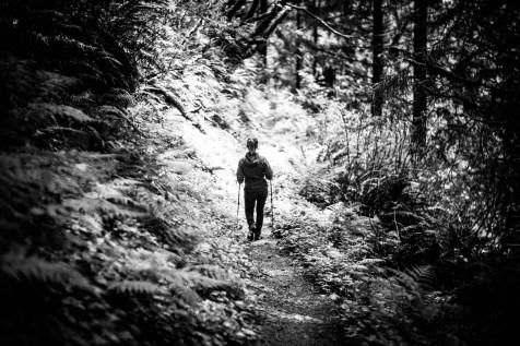 Damnation Creek Trail Hike - 0002