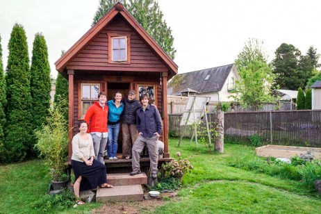 Dee Williams Pad Tiny Houses - 0002