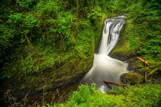 Upper Oneonta Falls