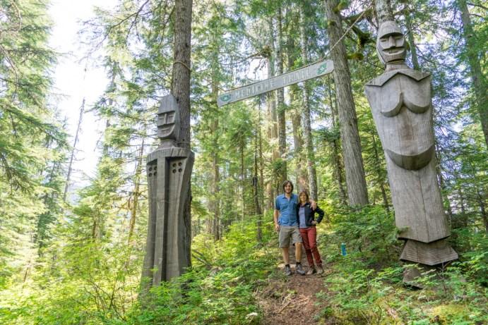 Hiking the Medicine Trail