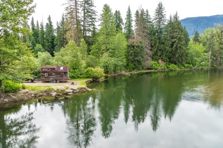 Recreational Campsite - Lakelse River