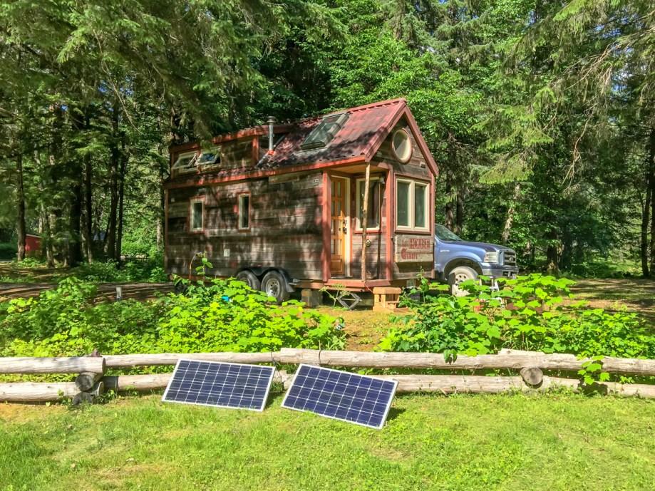 Mt. Rainey Private Campground in Stewart, BC