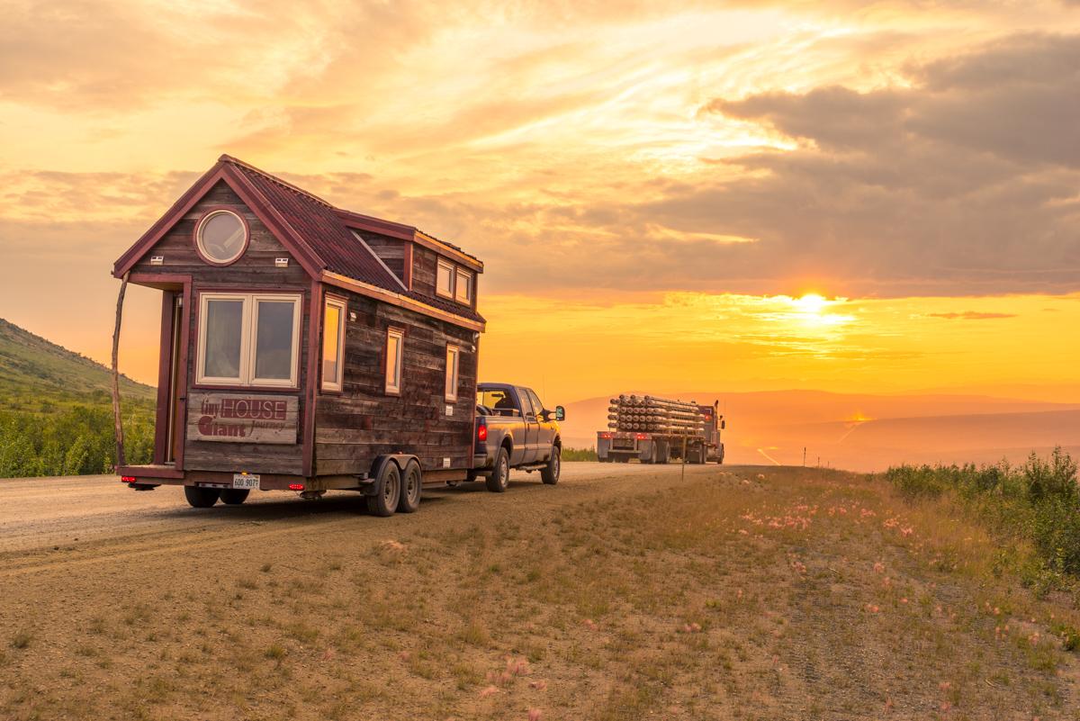 Tiny House Dalton Highway - 0016