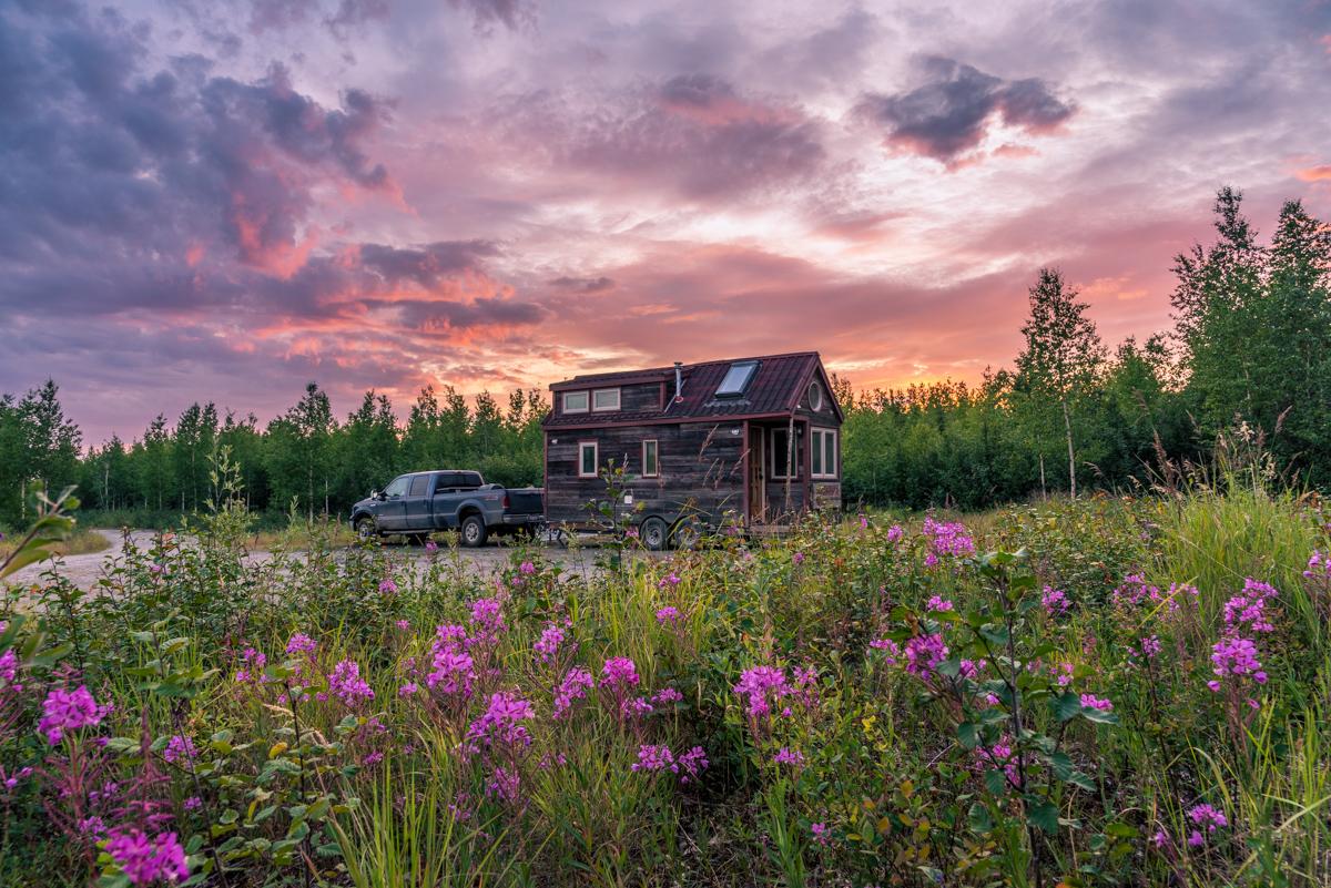 Tiny House Dalton Highway - 0020