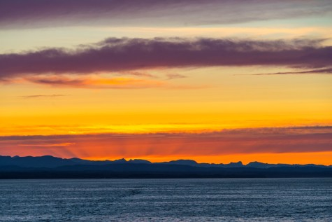 Ferry Sunset - 0009