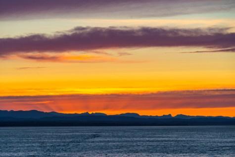 Ferry Sunset - 0009