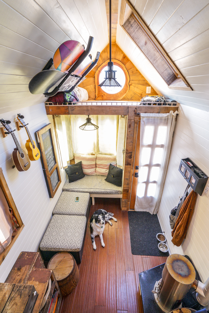 Nice Tiny House Interior   0003 Design Inspirations