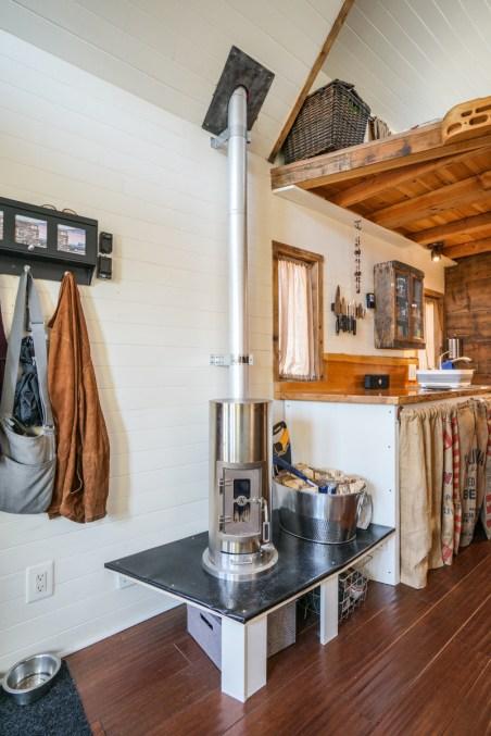 Tiny House Interior - 0006