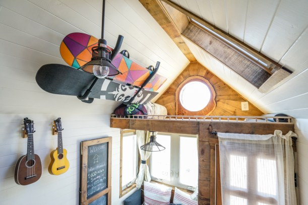 Tiny House Interior - 0008