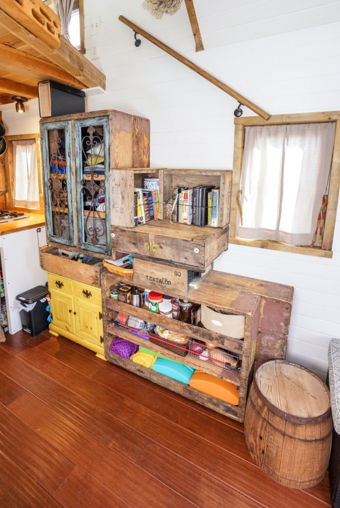 Tiny House Interior - 0009
